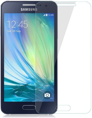 Shobicomz Tempered Glass Guard for Samsung Galaxy A5-2017(Pack of 1)