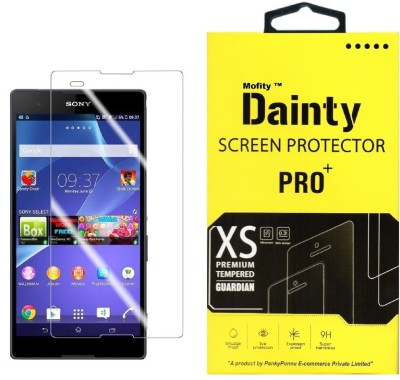 Dainty Tempered Glass Guard for Sony Xperia T2 Ultra (6 inch)