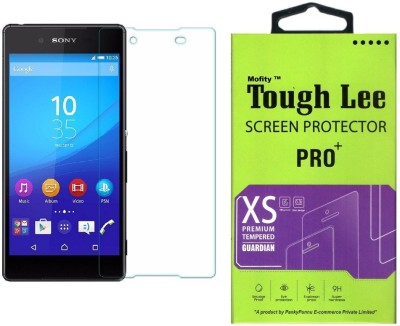 Tough Lee Tempered Glass Guard for Sony Xperia Z3+ plus (5.2 inch)