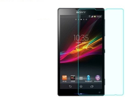 Lively Tempered Glass Guard for Sony Xperia ZL(Pack of 1)