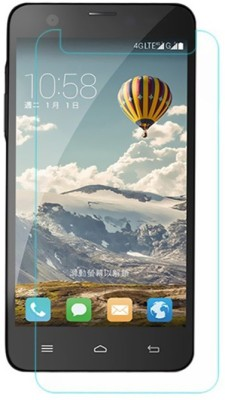 Loopee Tempered Glass Guard for Intex aqua air 2
