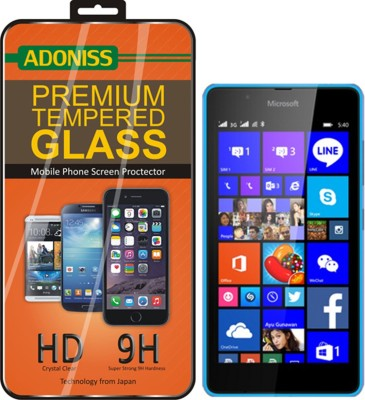 Adoniss Tempered Glass Guard for Microsoft Lumia 540