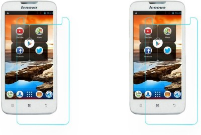 ACM Tempered Glass Guard for Lenovo A680(Pack of 2)