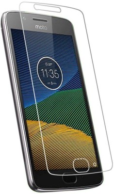 Cell-loid Tempered Glass Guard for Motorola Moto G5 Plus
