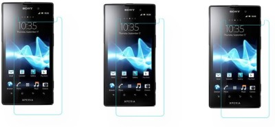 ACM Tempered Glass Guard for Sony Xperia Ion Lt28h(Pack of 3)