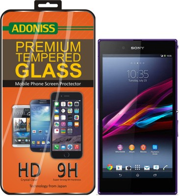 Adoniss Tempered Glass Guard for Sony Xperia Z Ultra