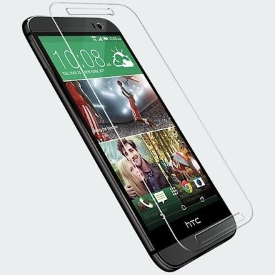 Carrolite Tempered Glass Guard for HTC One M8(Pack of 1)