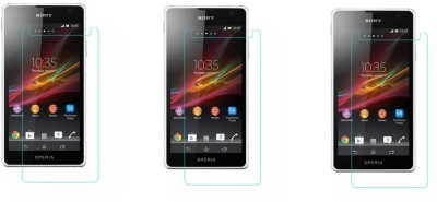 ACM Tempered Glass Guard for Sony Xperia Tx Lt29i(Pack of 3)