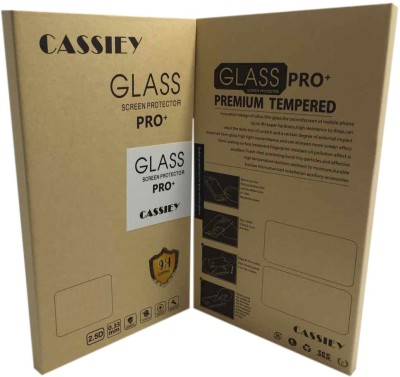 Cassiey Tempered Glass Guard for Samsung Galaxy S4 9500(Pack of 1)