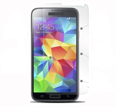 MOBIVIILE Tempered Glass Guard for Samsung Galaxy Core GT-I8262(Pack of 1)