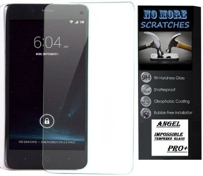 Angel Tempered Glass Guard for Samsung I9100 Galaxy S II(Pack of 1)