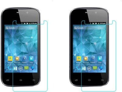ACM Tempered Glass Guard for Spice Smart Flo Space Mi-354(Pack of 2)