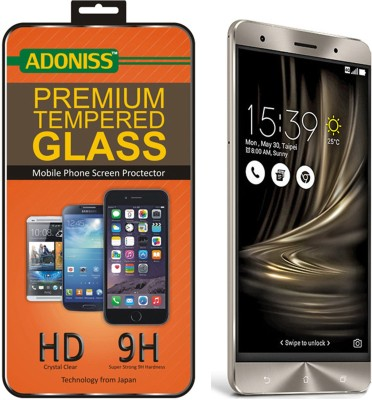 vaso Tempered Glass Guard for Microsoft Lumia 540(Pack of 1)
