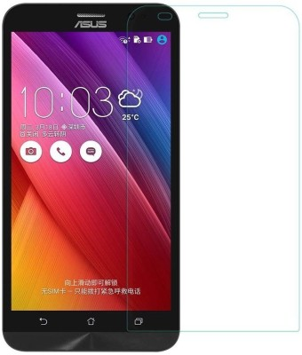 MOBIVIILE Tempered Glass Guard for Asus Zenfone 2 Laser ZE500KL(Pack of 1)