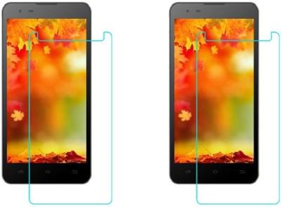 Fuhrende Tempered Glass Guard for Intex Aqua HD 5.0(Pack of 1)