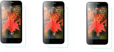 ACM Tempered Glass Guard for Xolo Q800 X-Edition(Pack of 3)