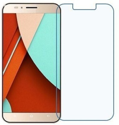 MOBIVIILE Tempered Glass Guard for Intex Aqua Y2 Remote(Pack of 1)