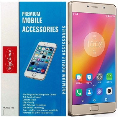 BigChoice Tempered Glass Guard for Samsung Galaxy C9 Pro(Pack of 1)
