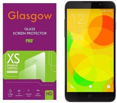 Glasgow Tempered Glass Guard for Coolpad F1 Plus(Pack of 1)