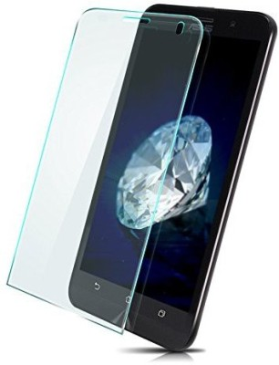 AmericHome Tempered Glass Guard for Asus Zenfone C (ZC451CG)