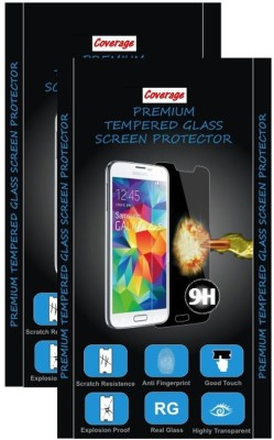 Coverage Tempered Glass Guard for Samsung I9100 Galaxy S II(Pack of 2)
