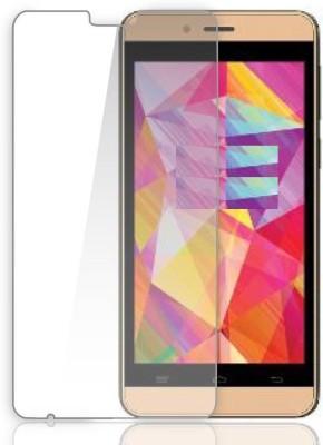 SAMARA Tempered Glass Guard for INTEX AQUA Q7 Pro(Pack of 1)