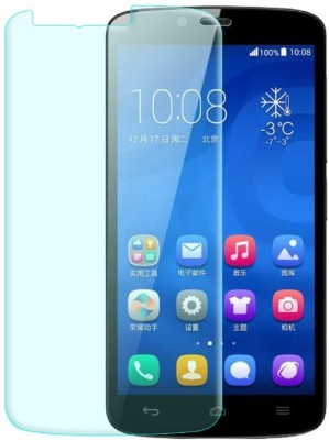 BLACK GORILLA Tempered Glass Guard for HUAWEI HONOR HOLLY 2 +(Pack of 1)