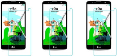 ACM Tempered Glass Guard for Lg K535d Stylus 2 Plus(Pack of 3)