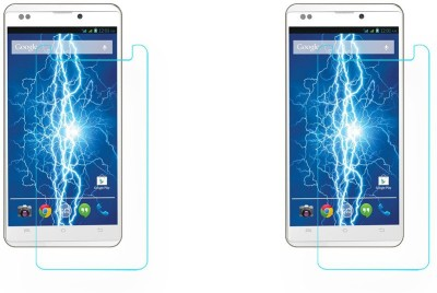 ACM Tempered Glass Guard for Lava Iris Fuel 20(Pack of 2)