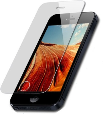 KG Mobile Accessories Tempered Glass Guard for Apple iPhone 5, Apple iPhone 5s, Apple iPhone5C