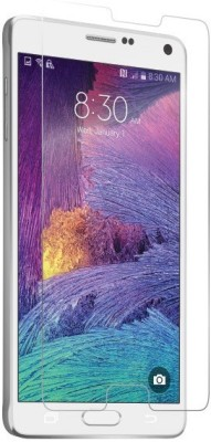 Accu-Rate Tempered Glass Guard for Samsung Galaxy Note 4(Pack of 1)