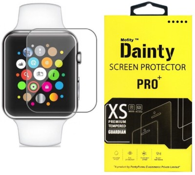 Dainty Tempered Glass Guard for Apple Smart Watch 42mm (42 mm inch) at flipkart