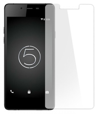 MOBIVIILE Tempered Glass Guard for Micromax Canvas Sliver 5 Q450