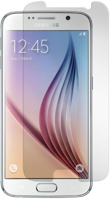 Khushal Tempered Glass Guard for Samsung Galaxy S6