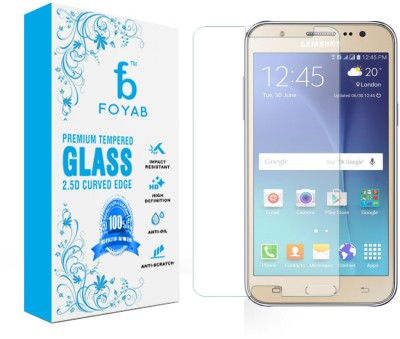 jolies Tempered Glass Guard for Samsung Galaxy J5 Prime