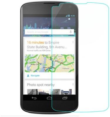 Kamaira Premium Tempered Glass Guard for LG Google Nexus 4  available at flipkart for Rs.198
