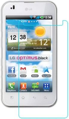 ACM Tempered Glass Guard for Lg Optimus P970(Pack of 1)