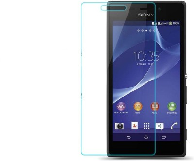 Amethyst Tempered Glass Guard for Sony Xperia M2 at flipkart