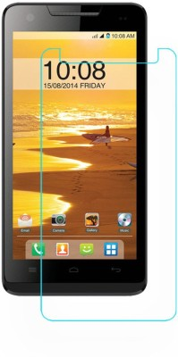ACM Tempered Glass Guard for Intex Aqua Amaze(Pack of 1)