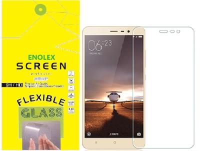 Enolex Tempered Glass Guard for Mi Redmi Note 3(Pack of 1)