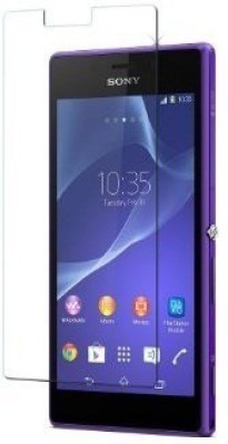 AMETHYST Tempered Glass Guard for Sony Xperia M2(Pack of 1)
