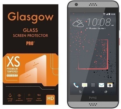 Glasgow Tempered Glass Guard for HTC Desire 630