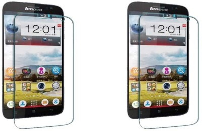 ACM Tempered Glass Guard for Lenovo A850 (Pack Of 2)(Pack of 2)