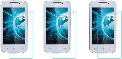 ACM Tempered Glass Guard for Lava Iris 3g 402+(Pack of 3)