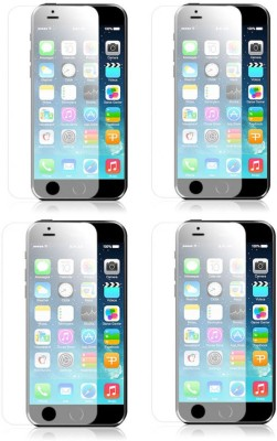 Mocell Tempered Glass Guard for Apple iPhone 6s(Pack of 4) at flipkart