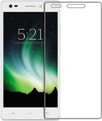 Desirtech Tempered Glass Guard for Lava Pixel V2(Pack of 1)