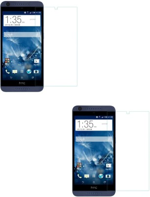 MudShi Tempered Glass Guard for HTC Desire 626(Pack of 2)