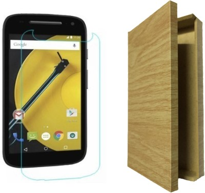 Loopee Tempered Glass Guard for Motorola Moto E (2nd Gen) 3G