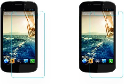 ACM Tempered Glass Guard for Micromax Canvas 4 A210(Pack of 2)