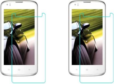 ACM Tempered Glass Guard for Intex Aqua Speed Hd(Pack of 2)